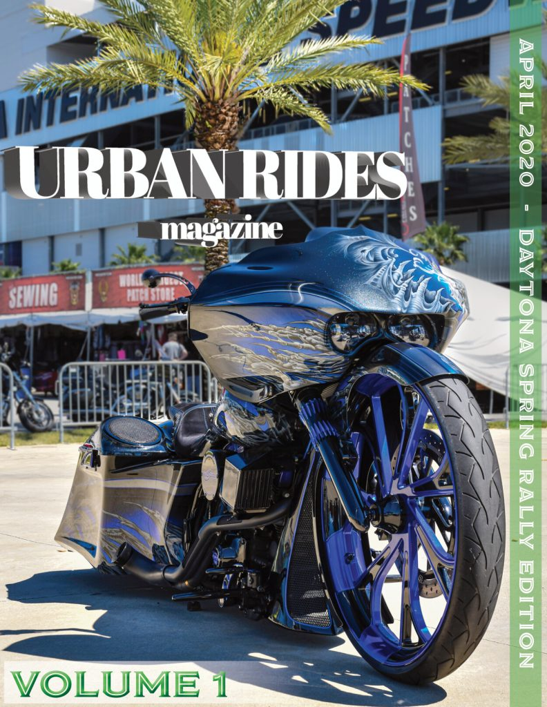 Urban Ride Magazine APR 20 - SMT Blade Runner Wheel