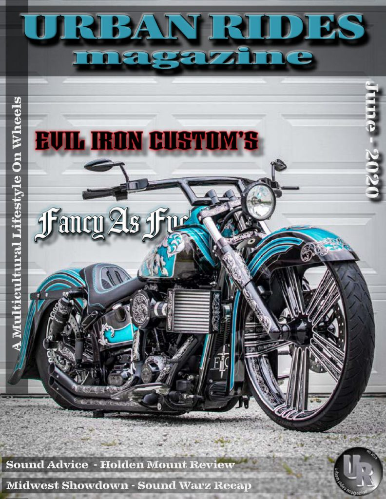 Urban Ride Magazine JUNE 20 - SMT Sinful Wheel
