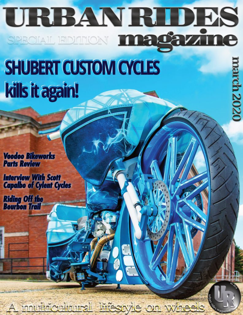 Urban Ride Magazine MARCH 20 - SMT Wheels